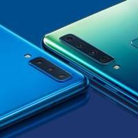 Samsung lanza el primer teléfono con cuatro cámaras