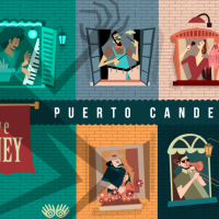 Puerto Candelaria presenta 'Goodbye My Honey'