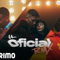 Andy Rivera y Zion & Lenox juntos en el nuevo video de 'La Oficial RMX'